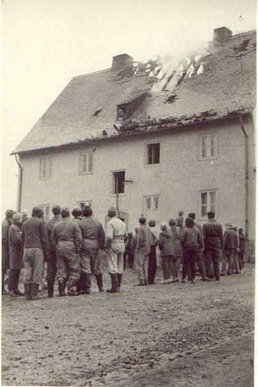 Z historie SDH Holýšov.