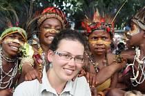 Fotografie z Papui-Nové Guinei