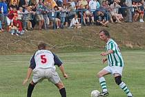 Ivan Trojan u míče. Foto: Miroslava Vlčková