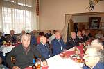 Ze schůze Klubu zasloužilých hasičů Chodska.