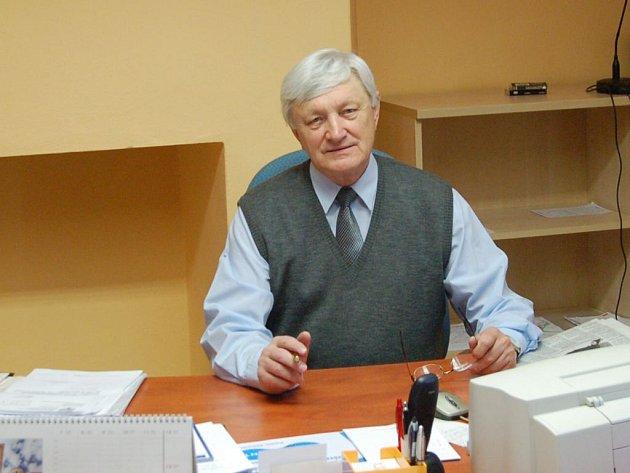 Starostou obce Milavče byl Jan Sazama od roku 2002.