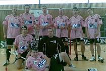 Florbalisté APM Automotive Kdyně, účastník ligy Karlovarského a Plzeňského kraje.