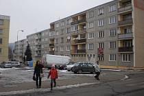 Ve Kdyni patří velká většina bytů  městu.