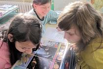 Poznávání vesmíru se na Základní škole v Holýšově věnovali žáci celý uplynulý týden.