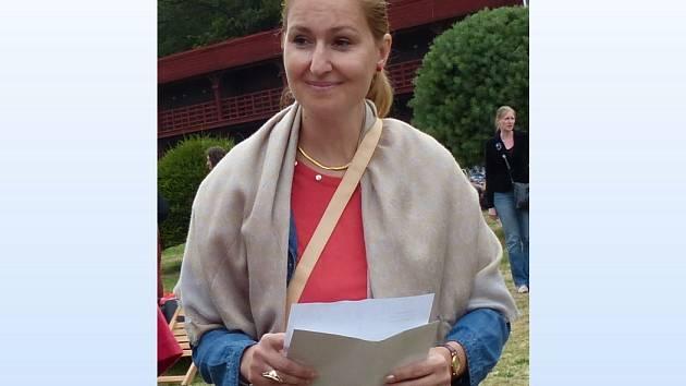 Ludmila Peterková.