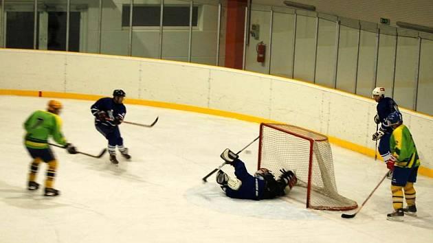 Hokejový stadion v Domažlicích využívají nejen místní týmy.