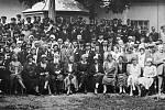 Kniha Po pěšinách Bělskem představuje historii regionu a jeho proměny. Součástí jsou také dobové fotografie zaniklých obcí. Ve Frančině Huti (na snímku) žilo před válkou 150 obyvatel.