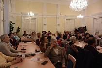 Druhá přednáška Domažlické senior akademie.