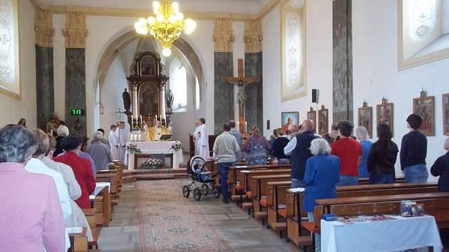 Ve Staňkově dodržují křesťanské zvyklosti