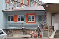 V Základní škole v Kolovči pomalu končí rozsáhlá rekonstrukce za 17 milionů korun.