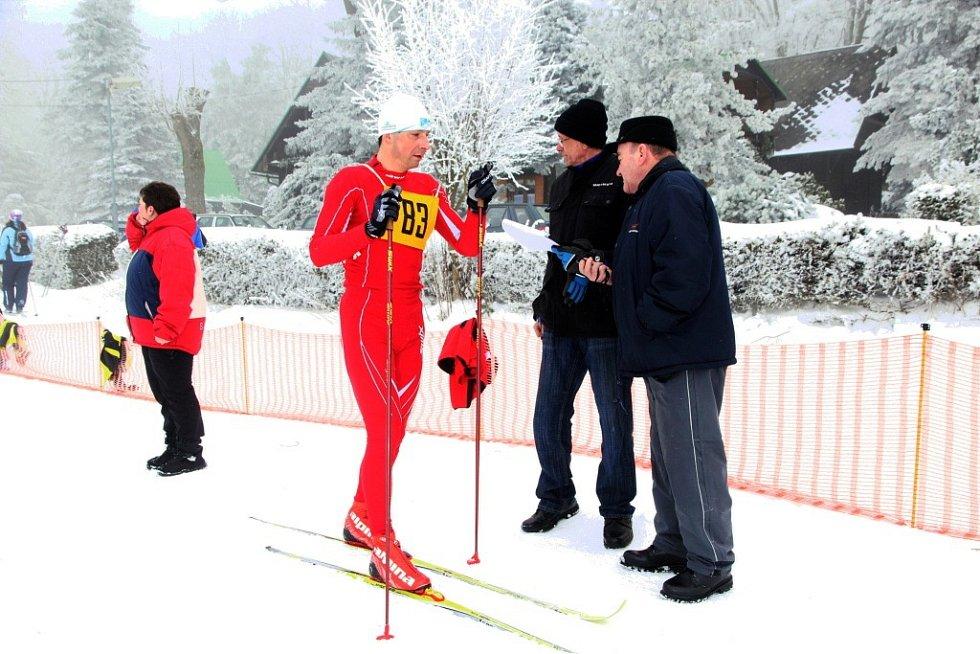 Jubilejní 25. ročník Výhledské 15 vyhrál Tomáš Veber.