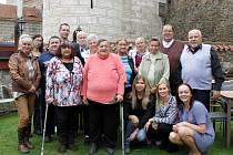Setkání dialyzovaných v Horšovském Týně.