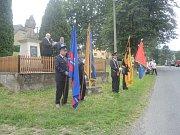 Oslavy výročí Chodské Lhoty.