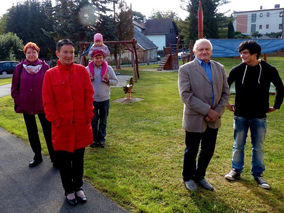 Ze slavnosti v Mateřské škole Hostouň.
