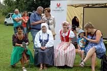 Letní barokní festival v Pivoni.