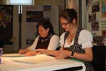 Z uzavření smlouvy o partnerství mezi SOU Domažlice a reálkou v Neunburgu.