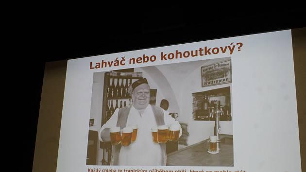 Z přednášky Pivovary na Domažlicku.