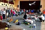 Výstava RC modelů v Holýšově.