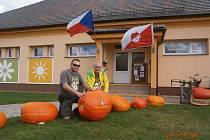 Převoz dýní do 320 km vzdáleného Jakubova.
