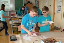 Světový den vody si připomněli žáci i učitelé v ZŠ Koloveč netradičním projektovým vyučováním.