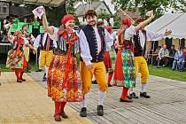 Z oslav obce Libkov, která od svého založení slaví 640. rok.
