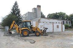 Nová hasičská zbrojnice vyroste na stejném místě té dosavadní v Dělnické ulici ve Kdyni.