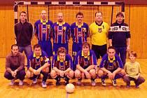 Futsalisté SK Bomber Domažlice.