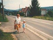 Jiřina Weberová oslavila 6. června své 90. narozeniny.