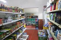 Prodejna v Semněvicích rozšiřuje prostory.