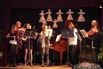 Lednový koncert žáků ze ZUŠ Kdyně.