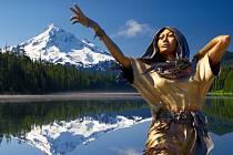 PŘÍRODNÍ KRÁSY amerického státu Oregon budou jedním z témat diashow.
