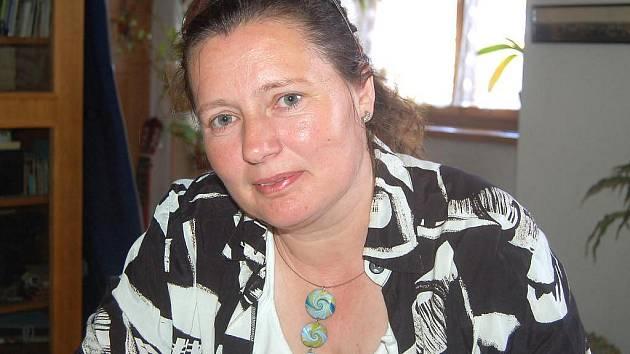 Marie Hanáčíková.