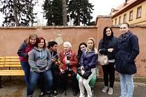 Horšovskotýnští v Terezíně.