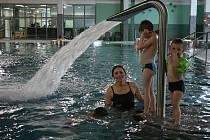 Centrum vodní zábavy ve Kdyni oslavilo v sobotu první narozeniny.