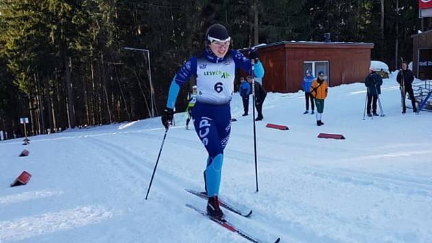 Barbora Beroušková úspěšným vystoupením na ČP navázala na výborné výsledky své sestry ve světové konkurenci.