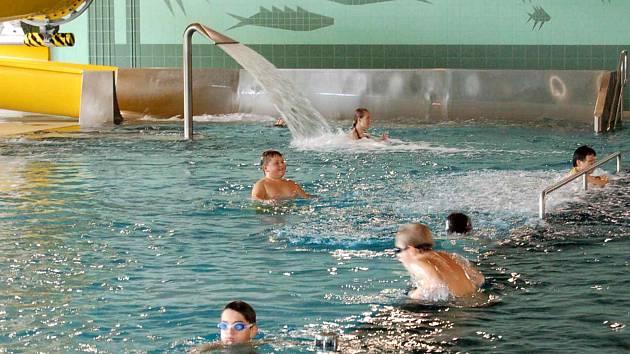 Centrum vodní zábavy Kdyně.