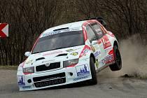 Úvodním podnikem sedmidílného seriálu True Cam MČR v rally 2017 byla 36. Janča Valašská rally. Karel Trněný z meclovského Profiko rally teamu nemohl chybět.