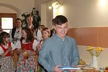Vernisáž fotografií 15ti letého Kryštofa Straky.