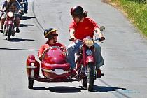 Spanilá jízda Jawa srazuFoto: Vojtěch Kotlan
