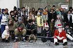 Červencové Vánoce ve Staňkově.