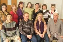 Rekvalifikační kurz v oboru Pracovník sociální péče úspěšně ukončilo  všech deset  účastníků.