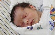 Filip Roman Kraft z Nové Vsi u Kdyně (3770 g, 51 cm) se narodil v klatovské porodnici 25. března v 11.45 hodin.