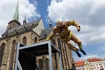Pavel Kouřík, nejrychlejší hasič světa pochází z Dílů na Domažlicku.
