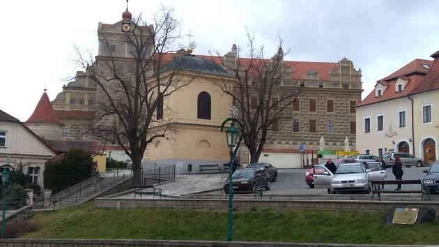 Zámek v Horšovském Týně zaznamenal v letošním roce rekord v počtu turistů.