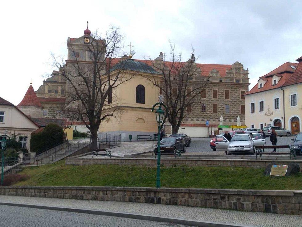 Zámek v Horšovském Týně