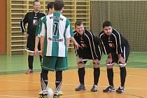 Z utkání FC Sibiř.