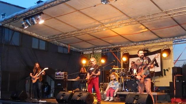 DOA Rock na poběžovické pouti v srpnu 2014.