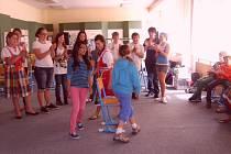 Belgičtí žáci navštívili domažlickou školu již dvakrát.