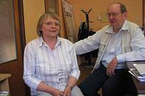 Po příjezdu z návštěvy Anna Prantlová s manželem Václavem navštívili plni dojmů Domažlický deník.