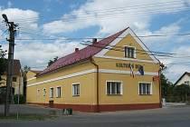 Kulturní dům v Semněvicích po rekonstrukci.